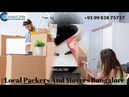 Local Packers and Movers Bangalore @ Contact2Me.In