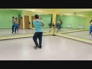 Бачата   Гриша и Наташа   Школа танцев Sous