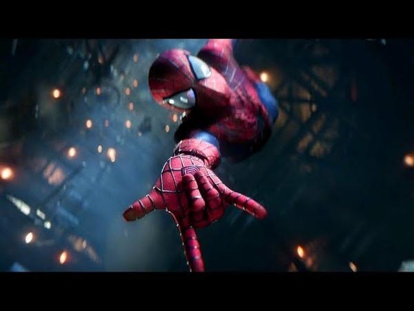 Gwen Stacys Death Scene - The Amazing Spider-Man 2 (2014) Movie CLIP HD