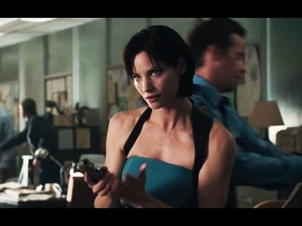 Сцена в полицейском участке: Обитель зла 2: Апокалипсис (2004) Full HD 1080p