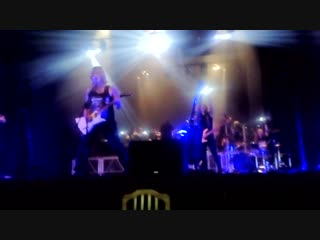 Metallica in dem Irkutsk Filarmonia Nov/2017