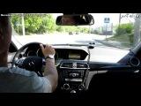 Обзор Mercedes-Benz С-Class [C180]