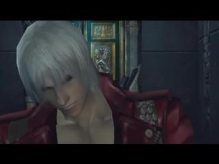 Devil May Cry 3 Dantes Awakening ⁄ Полнометражный игрофильм (RUS)