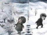 Детский рисунок исполнитель Евгений Клячкин