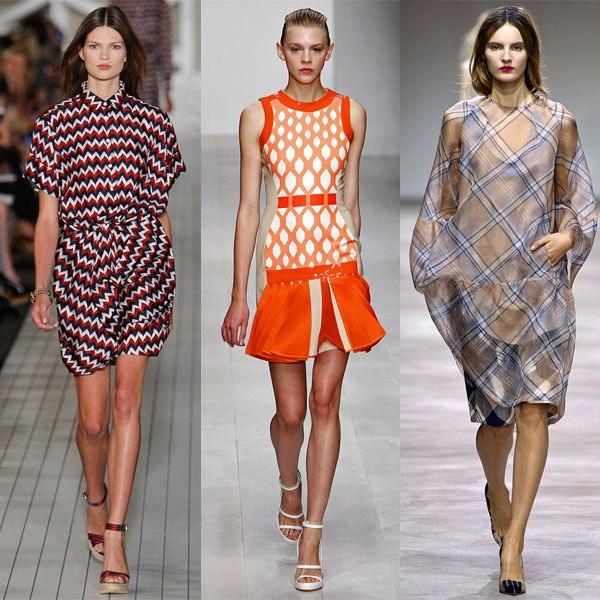 Модные платья как сшить самой