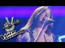 Just Hold Me – Katja Friedenberg   The Voice of Germany 2011   Blind Audition Cover
