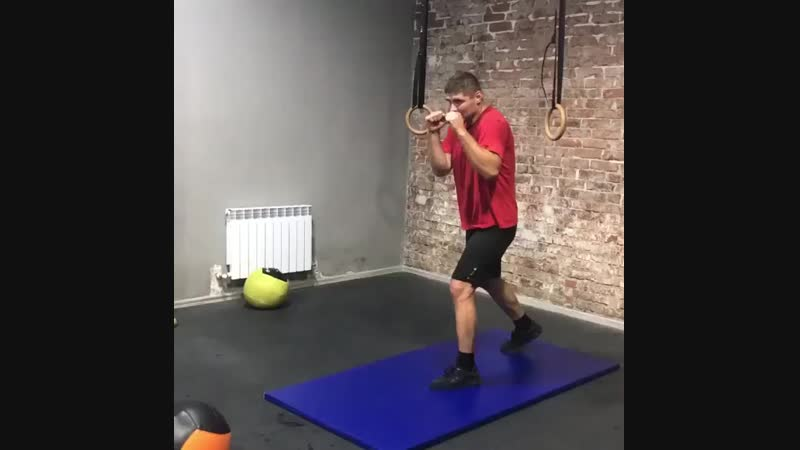 Олег Попов подготовка к M-1 challenge 98