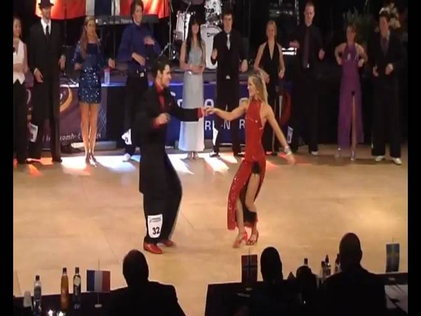Norwegian Championship 2009 Boogie Woogie Thorbjørn and Susanne Slow Final