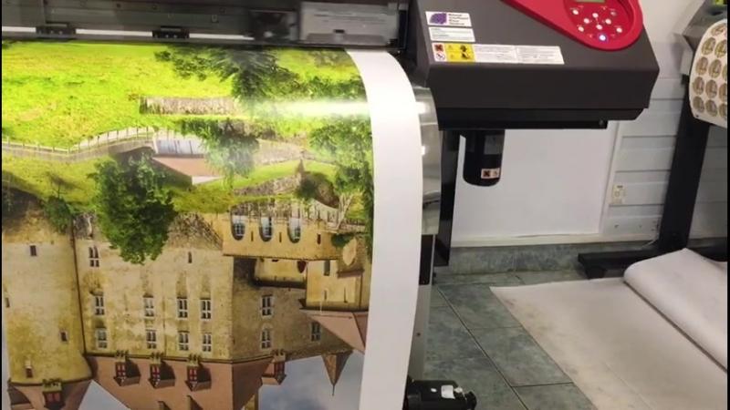 Печать на матовой прозрачной пленке на кухонный фартук, шкаф купе. » Freewka.com - Смотреть онлайн в хорощем качестве