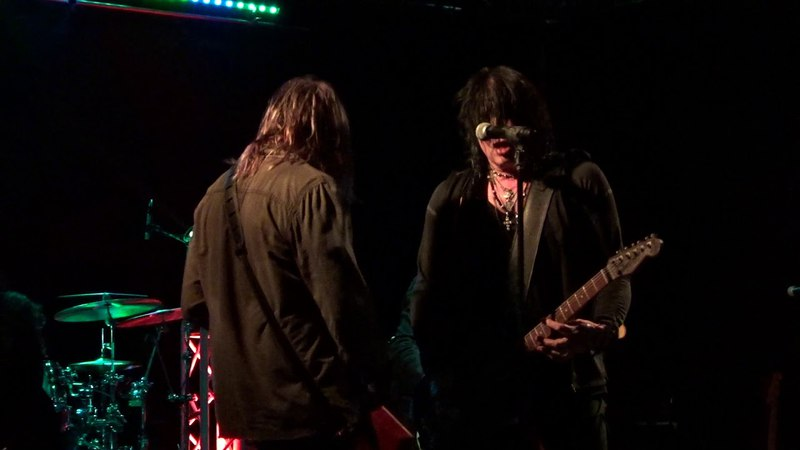 Tom Keifer - Gypsy Road