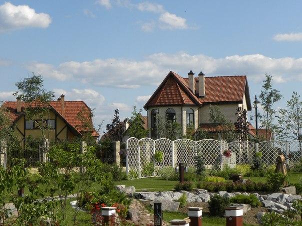 Элитный коттеджный поселок «ИЗУМROOD», Всеволожский район, Ленинградская область