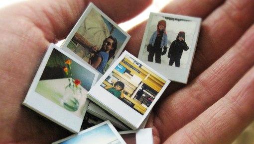 Как сделать магнит на холодильник своими руками из фото