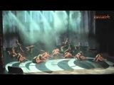 Forward dance show 2014-Choreographer Dasha Nesterova-Contemporary dance-musik Pushing-Madita