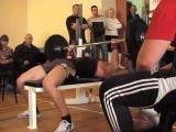 Ковалев ГС Русский жим 75кг на 13, СВ=69,95 кг, 19 02 12