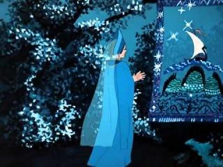 Царевна лягушка 1954  (Лучшие Русские мультфильмы)