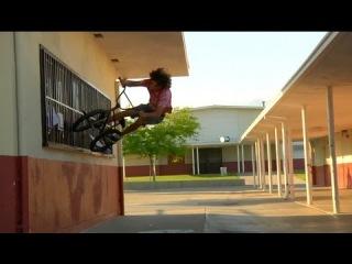 Drew Hosselton Volume BMX Hatchet Fork Video