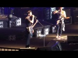 CNBLUE CSHK Day 2 - Opening intro in Cantonese + YH Beat box and scratching