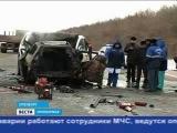 4 марта три человека погибли в результате ДТП на трассе Оренбург-Илек
