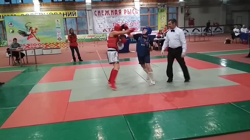 Дубовенко Никита 12 лет синий угол финал