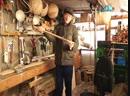 Степлер Филатова для посадки черенков ивы в почву.
