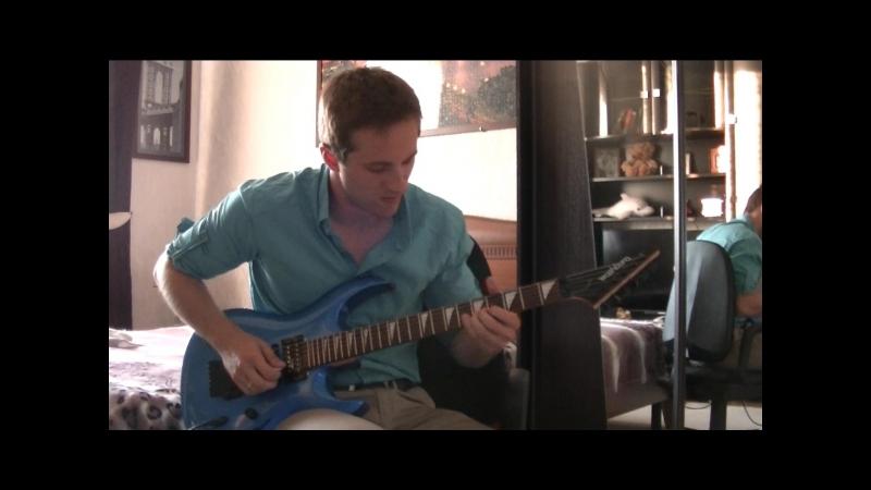 Jan Cyrka - Brief Encounter (Guitar Cover by Сергей Черенков)