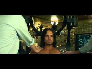 Баки Барнс - Зимний солдат и Стив Роджерс - Капитан Америка
