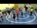 Первый танец в детском саду нам 3 года