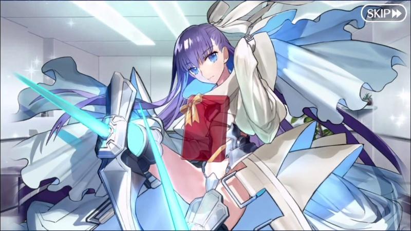 Fate/Grand Order - Melytrllis Voiced Valentine's Scene (English Subbed)