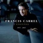 Francis Cabrel альбом L'essentiel 1977-2017