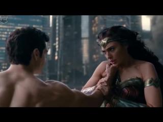 Супермен против Лиги © Лига справедливости (2017)