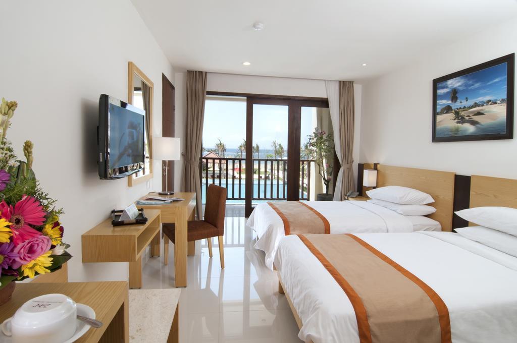 Отель четыре звезды на Бали