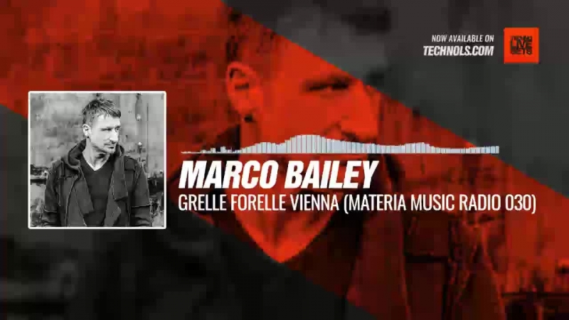 Techno music with @marcobailey - Grelle Forelle Vienna, Austria Periscope