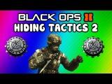 Black Ops 2 Funny Hiding Tactics Challenge