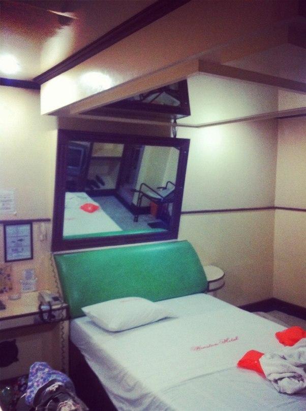 гостиницы в Маниле