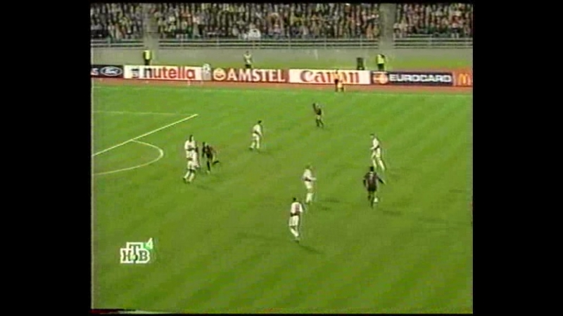 104 CL-1998/1999 Bayern München - FC Barcelona 1:0 (21.10.1998) HL