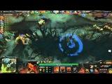 NaVi vs Liquid  Dream League LAN Finals game 2 by v1lat & CaspeRRR русские комментарии