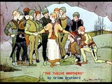 Learn english through story Starters level - GRIMM'S FAIRY TALES THE TWELVE BROTHERS