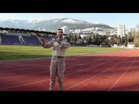 QPT(Qualification physical test) - ISAF 2019