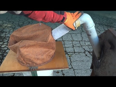 Дробилка для камня - модернизация