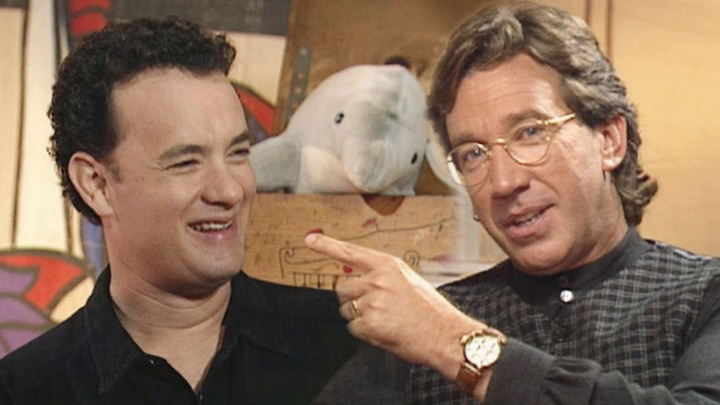 Tom Hanks Tim Allen Talk About Toy Story 24 Years Ago