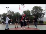 Жонглер в танцах 😄✌🎵😃💥