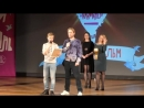 Репортаж Раменского ТВ о кинофестивале Киновзлёт