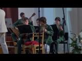 Оркестр народных инструментов и фортепиано (солист О. Литосов) - А. Петров