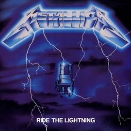 Metallica альбом Ride The Lightning
