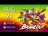 Brawlout Launches August 21 on PS4 and Xbox One