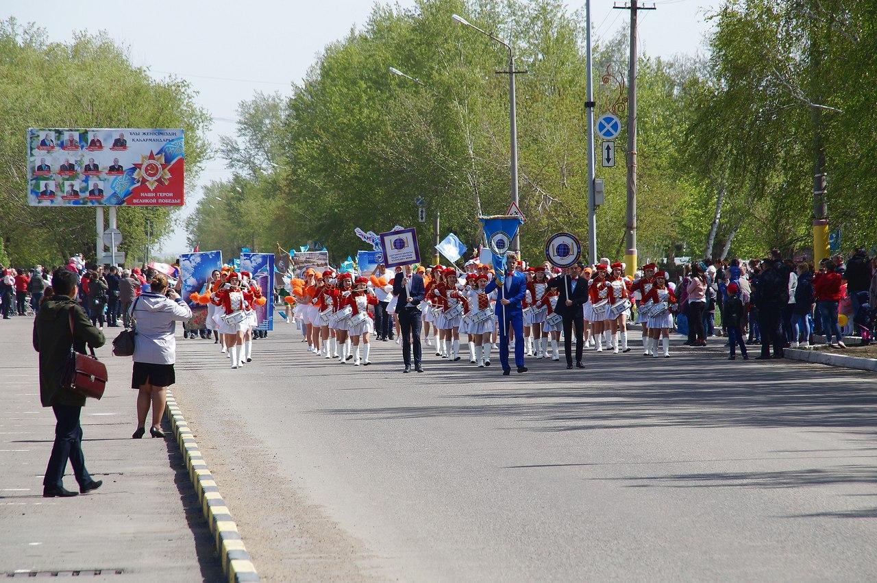 День защиты детей Щучинск
