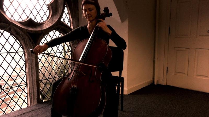 A Farewell Medley Irish cello Ilse de Ziah
