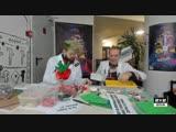 LEGOЛИЗАЦИЯ: Собираем Клубнику из кубиков Lego за 2 минуты