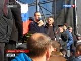 Павел Губарев стал украинским политзаключенным номер один