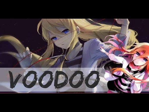 аниме клип (AMV)Voodoo (Zack and Rachel)